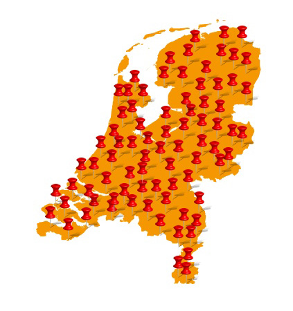 Actief65+ op zoek naar bezorgers in Nijmegen en heel Nederland