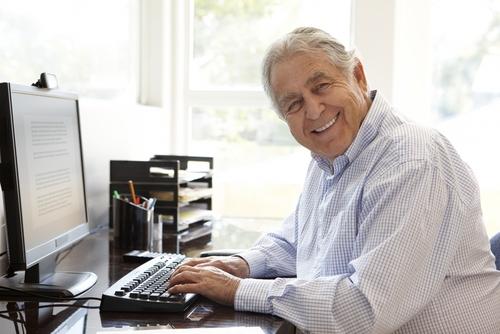 Werk voor gepensioneerden
