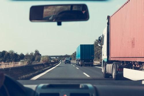 Werkzaam als vrachtwagen chauffeur na het pensioen
